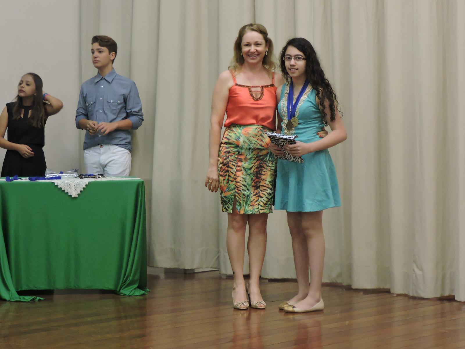 1º lugar A - interpretação - Carolina Dias Oste - 7º EV - Prof. Marli