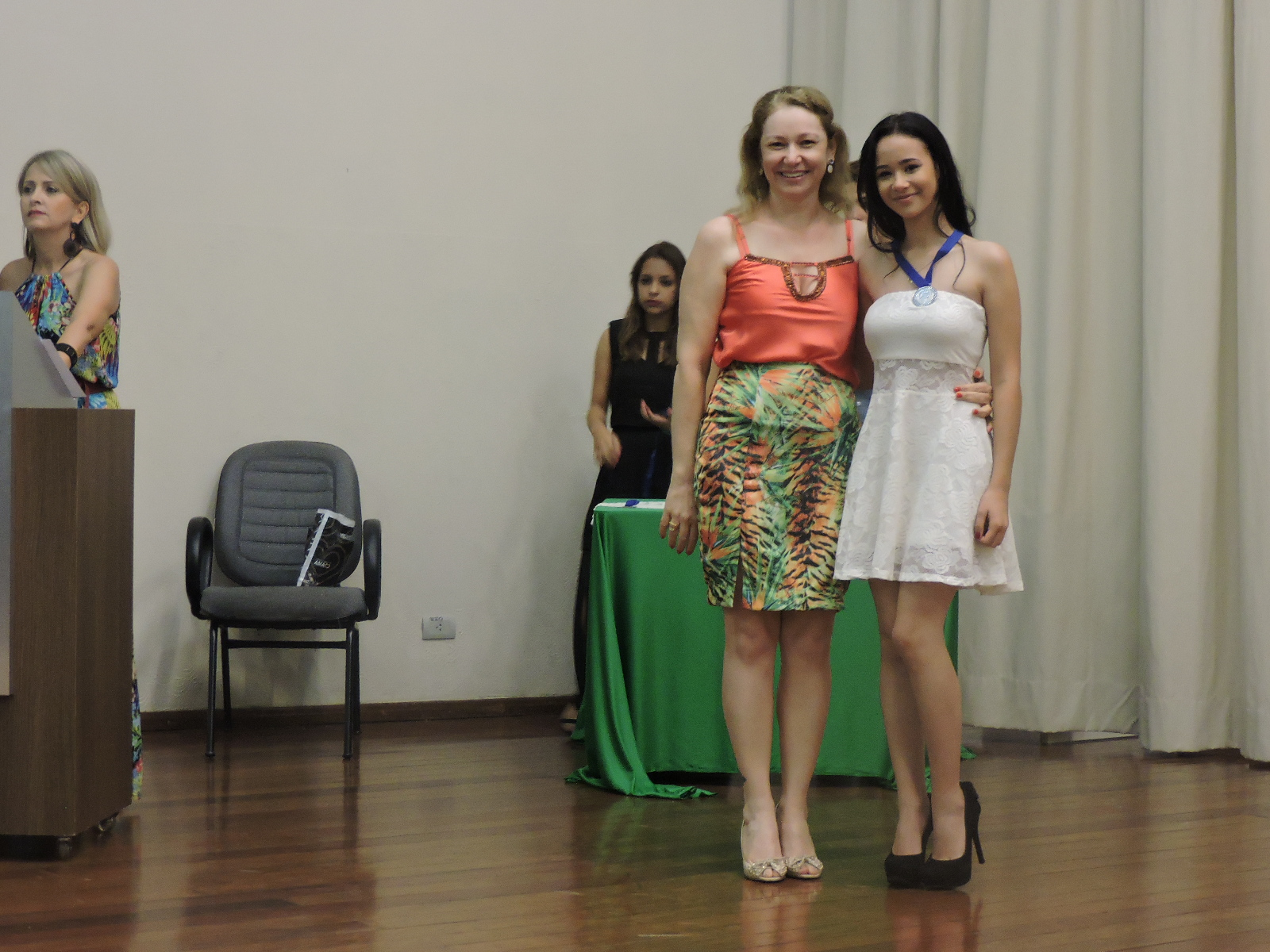 2º lugar B - Interpretação - Bianca da Silva - 9ºEC