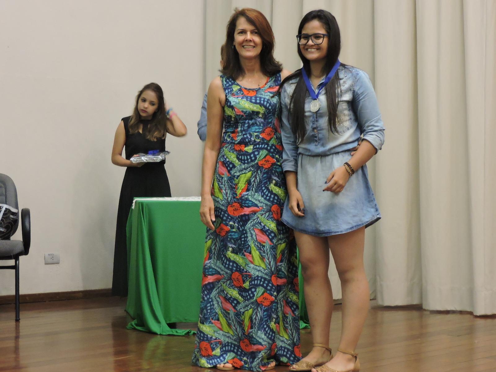2º lugar C-  interpretação - Julia de Morais Guilherme - 1ª PL