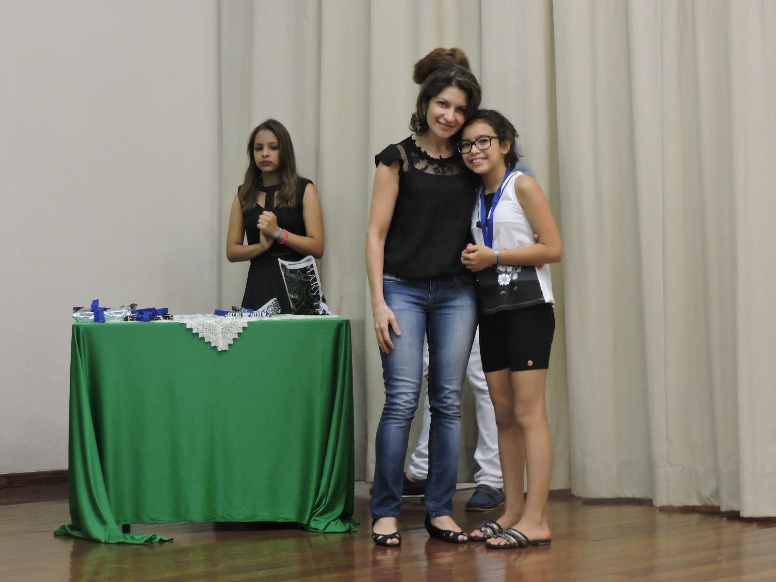 3º Lugar - interpretação - Rafaella Yaga de Souza - 6ºRR